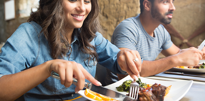 Has increased food allergen legislation changed the way people eat out?