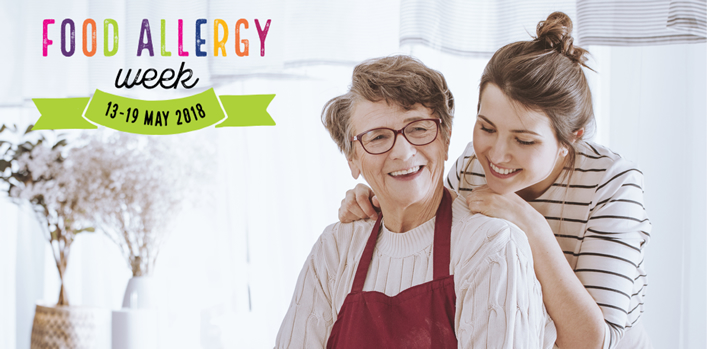 Be Aware, Show You Care during Australia's Food Allergy Week