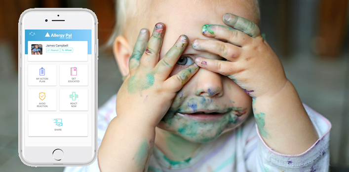 New Allergy Pal app for food allergic Aussie kids