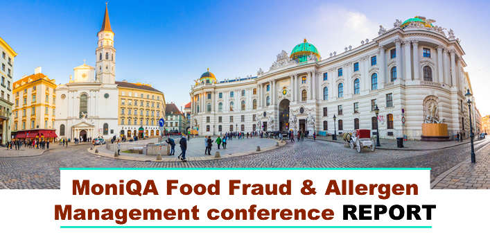 Meeting Report: MoniQA food fraud and allergen management conference