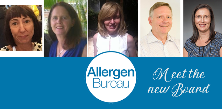 Meet the new Allergen Bureau Board