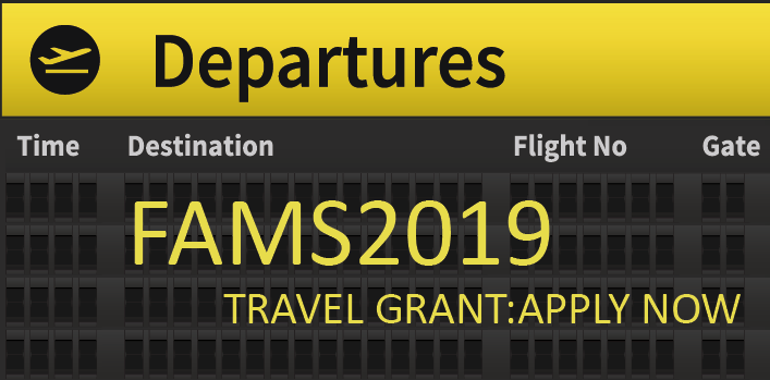 Allergen Bureau travel grant for postgraduate and early career researchers to attend FAMS2019