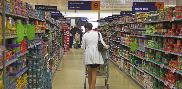 Full ingredient labelling to improve safety of packaged foods in UK