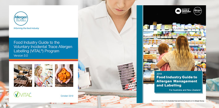Allergen Bureau releases VITAL® Program Version 3.0 and all new Allergen Management Resources