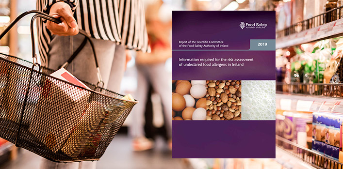 Ireland Food Safety Authority releases guidance on undeclared allergens