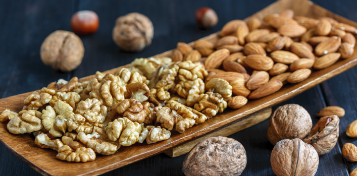 Almond and walnut come under the Japanese allergen labelling spotlight